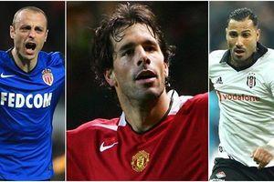 Van Nistelrooy, Quaresma và những ngôi sao đình đám từng dính tin đồn sang V-League