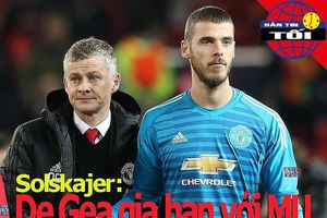 De Gea ở lại Old Trafford, Arsenal thấp thỏm với Ksocielny