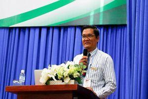 Nhân sự mới trường Đại học Mở TP.HCM