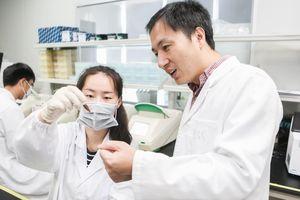 Nhà khoa học chỉnh sửa gen Trung Quốc rời bỏ công ty của mình