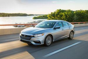 Honda Insight 2020 ăn xăng 4,2 lít/100 km, giá chỉ tăng 100 USD