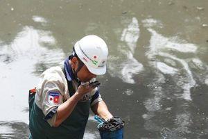 Hoãn công bố kết quả làm sạch sông Tô Lịch