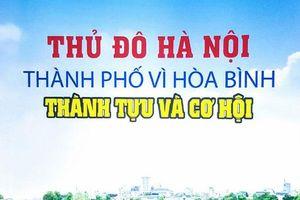 Những giải đáp về Hà Nội - Thành phố vì hòa bình
