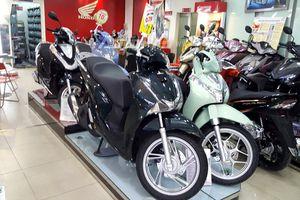 Nửa đầu 2019, người Việt mua 1,5 triệu xe máy