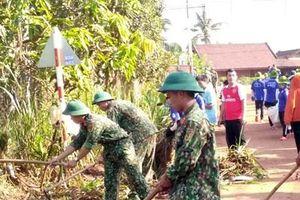 Huy động gần 800 cán bộ, chiến sĩ làm công tác dân vận tại tỉnh Tây Ninh