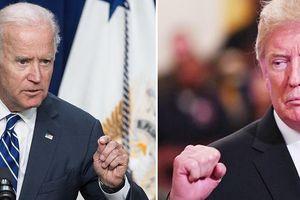 Thăm dò dư luận trước bầu cử Mỹ: Ông Joe Biden dẫn trước Tổng thống Donald Trump