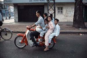 Ảnh chất lừ về Sài Gòn 1966 - 1967 của cựu binh Mỹ