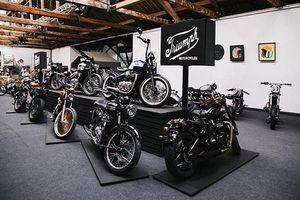 Loạt xe môtô Triumph Bobber độ độc nhất thế giới