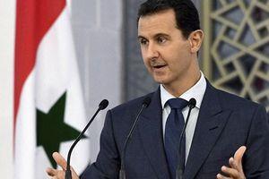 Tổng thống Syria tái khẳng định ủng hộ Iran trước mối đe dọa từ nước khác