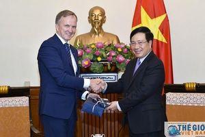 Việt Nam - Đối tác thương mại lớn nhất của Latvia tại Đông Nam Á