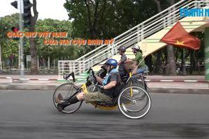 Giấc mơ Việt Nam của hai cựu chiến binh Mỹ