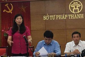 Công tác nhân sự Đại hội MTTQ Việt Nam TP Hà Nội có bước đột phá