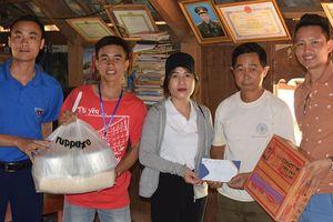 'Chắp cánh ước mơ' cho những học sinh nghèo hiếu học huyện Mai Châu – Hòa Bình