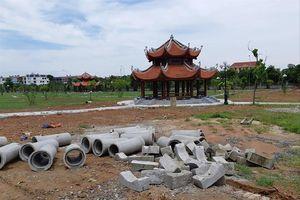 Dự án Văn Miếu ở Vĩnh Phúc: Kiến nghị xử lý sai phạm tài chính hơn 27 tỷ