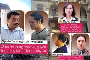 Tòa án Hà Giang trả hồ sơ vụ gian lận điểm thi Quốc gia năm 2018
