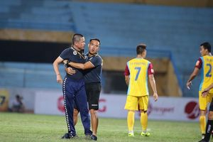 Hà Nội FC mất 'tướng' ở trận đại chiến HAGL