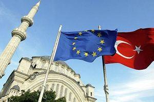 Thổ Nhĩ Kỳ 'phản pháo' EU