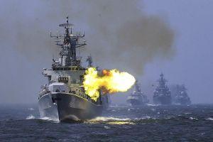 Hé lộ 'góc khuất' Trung Quốc muốn giấu Mỹ trong cuộc tập trận gần eo biển Đài Loan