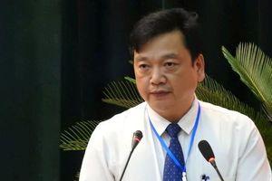 Hà Tĩnh: Giám đốc Sở TN&MT trả lời vòng vo, Bí thư ngắt lời, truy vấn lại