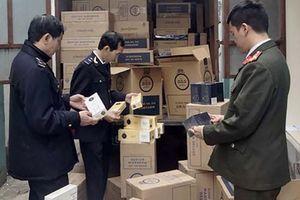 Xác định giá khởi điểm để bán đấu giá thuốc lá ngoại nhập lậu bị tịch thu còn chất lượng