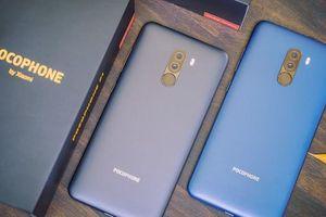 Điện thoại Pocophone F1 của Xiaomi bị lỗi cảm ứng