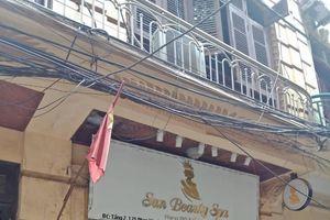 Bài 3: Sở Y tế Hà Nội lên tiếng về cơ sở làm đẹp Sun Beauty Spa