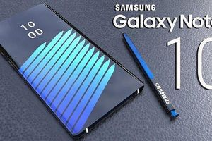 Quá trình sản xuất Galaxy Note 10 có thể bị gián đoạn do tranh chấp thương mại