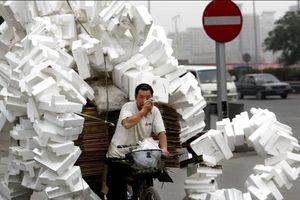 Trung Quốc tăng trưởng thấp nhất sau 27 năm và nỗi lo bị thập diện mai phục