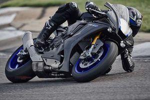 Cặp đôi Yamaha R1 và R1M 2020 lộ diện, cải tiến toàn diện
