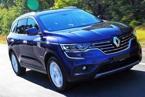 Bảng giá xe Renault tháng 7/2019