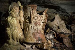 Phát hiện kho báu người Maya trong mê cung dưới lòng đất