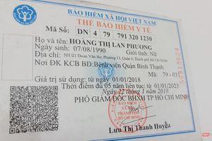 Thẻ bảo hiểm y tế giấy thay bằng thẻ điện tử, nhận diện khuôn mặt từ 1/2020