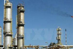 Giá dầu thế giới giảm do ảnh hưởng của bão nhiệt đới Barry yếu đi