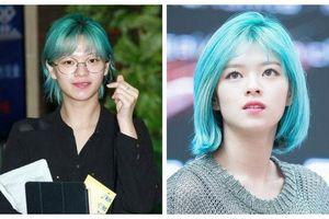 Để mặt mộc ở sân bay, JungYeon (Twice) khiến cư dân mạng dậy sóng trước nhan sắc thật
