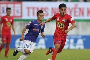 Danh sách Vua phá lưới V.League: Bất ngờ chân sút 'nội' của Quảng Nam