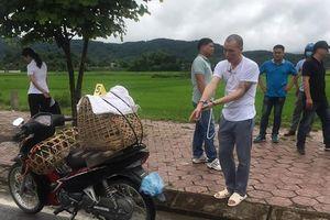 Cận cảnh thực nghiệm hiện trường vụ án nữ sinh giao gà ở Điện Biên