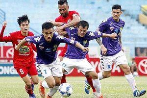 CLB bóng đá Hà Nội và DNH Nam Định bị phạt 25 triệu đồng