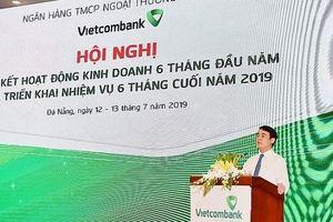 Vietcombank tiếp tục có giá trị vốn hóa lớn nhất trong các ngân hàng niêm yết