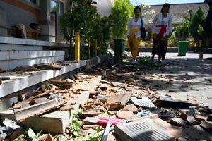 Động đất gây thiệt hại ở Bali, Indonesia