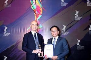 Piaggio lọt Top 51 công ty có môi trường làm việc tốt nhất châu Á