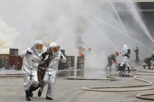 Sửa quy chế hoạt động ứng phó sự cố hóa chất độc