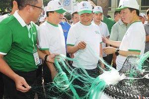 Thủ tướng Nguyễn Xuân Phúc khẳng định: 'Việt Nam quyết tâm chống rác thải nhựa'