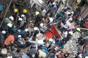 Ấn Độ: Sập tòa nhà ở Mumbai, ít nhất 4 người thiệt mạng