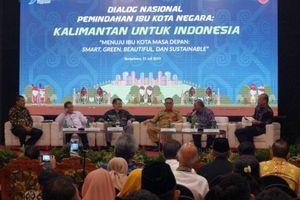 Tỉnh Nam Kalimantan, Indonesia chuẩn bị 300.000 ha đất cho thủ đô mới