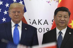 Tổng thống Trump: 'Tôi và ông Tập giờ không thân như trước'