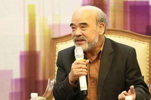 Giáo sư Đặng Hùng Võ: 'Đường sắt Việt Nam quá lạc hậu, cần xây dựng cao tốc Bắc Nam'