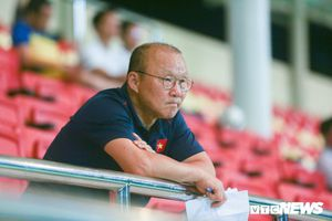 HLV Park Hang Seo chờ kết quả bốc thăm vòng loại World Cup khu vực châu Á