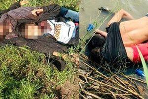 Thi thể của những đứa trẻ chết trên đường sang Mỹ cùng gia đình khiến ai nhìn cũng muốn khóc