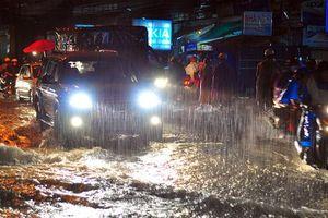 Phương án tránh ngập nước hiệu quả cho Hà Nội và TP Hồ Chí Minh
