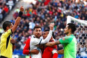 CAS tư vấn cho Messi xin lỗi